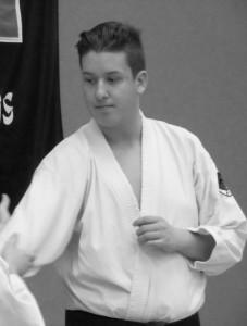 Karate - Timo