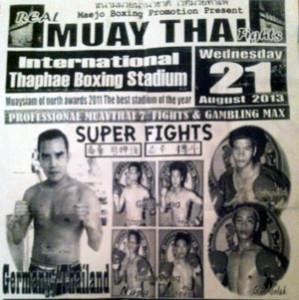 MMA - Chai