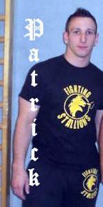 MMA - Patrick