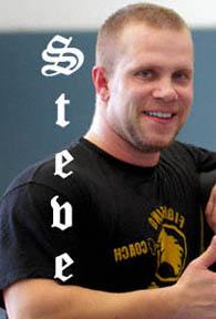 MMA - Steve